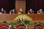 Ảnh: Hội nghị lần thứ nhất Ban Chấp hành Trung ương khóa XIII