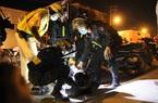 CLIP: CSGT yêu cầu đưa người bị nạn đi cấp cứu, nhiều tài xế ôtô làm ngơ