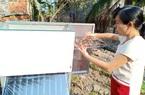 Kiên Giang: Một cô giáo làng sáng chế máy sấy tự động sấy rau, củ, quả, cá, càng nắng to sấy càng mau khô