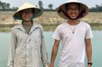 """Đồng Tháp: Vợ chồng 9X biến đất cằn thành """"nông trại hạnh phúc"""", trồng dược liệu đẹp như tranh"""