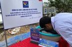 Bãi rác Nam Sơn sau 7 ngày xử lý mùi bằng công nghệ Nhật Bản