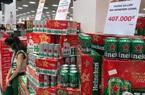 Sắp Tết, giá bia đã rục rịch tăng