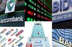 """Ngân hàng nào được """"ưa thích"""" trên sàn chứng khoán năm 2021?"""