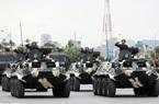 ẢNH-CLIP: Dàn khí tài đặc chủng tham gia diễn tập bảo vệ Đại hội Đảng toàn quốc