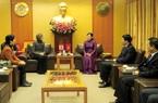 Đại sứ đặc mệnh toàn quyền Canada tại Việt Nam thăm và làm việc tại Thái Nguyên