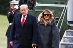 Bà Melania Trump 'biến mất' khó hiểu sau bạo loạn ở Quốc hội Mỹ