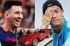 5 siêu sao bóng đá sở hữu siêu xe đắt đỏ nhất: Ai số 1?