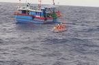 Tin vui 30 Tết: 4 ngư dân Bình Định gặp nạn thoát chết trở về