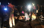 Hai xe mô tô tông nhau, 4 người chết