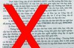 Từ chuyện công văn giả mạo Chủ tịch UBND tỉnh cho nghỉ học tránh dịch Covid-19 tới việc sử dụng facebook có trách nhiệm