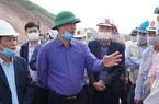 Thứ trưởng Bộ GTVT: Hạn chế tối đa thiếu sót tại dự án cao tốc Cam Lộ- La Sơn