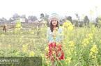 Yên Bái: Cô gái Tày 9X trồng vườn hoa mỗi thứ 1 tý mà hàng ngày có cả nghìn lượt khách đến xem