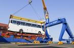 THACO xuất khẩu 200 ôtô trong ngày ra quân đầu năm
