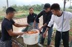 """Phú Thọ: Giá tăng gấp đôi, làng nuôi cá chép đỏ ví như """"tàu vũ trụ"""" đưa ông Táo chầu trời trúng đậm"""