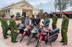 Đăk Lăk: Hai nhóm trộm xe máy liên tỉnh bị bắt tại một huyện