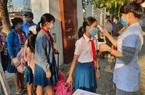 Sau kỳ nghỉ dài vì dịch, học sinh Quảng Nam trở lại trường đầy đủ