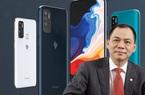 Điện thoại VinSmart của tỷ phú Phạm Nhật Vượng mở bán tại Mỹ, giá bất ngờ