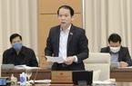 Đề nghị Chính phủ báo cáo việc miễn nhiệm, thay thế, cho từ chức đối với cán bộ làm việc kém hiệu quả