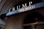 """Khách sạn Trump gần Nhà Trắng """"vắng như chùa Bà Đanh"""" sau khi Trump thất thế"""
