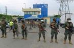 Tranh chấp quyền lực đẫm máu giữa các băng đảng ở nhà tù Ecuador