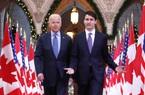 Ông Biden bắt tay với Canada để đấu với Trung Quốc