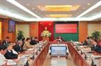 Bộ Chính trị chuẩn y 6 Phó Chủ nhiệm Ủy ban Kiểm tra Trung ương khóa XIII