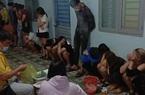 8 nữ và 14 nam hư hỏng tập thể mừng sinh nhật