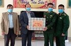Hội Nông dân Thanh Hóa thăm, chúc tết Bộ đội biên phòng huyện Quan Sơn