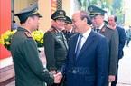 Thủ tướng Nguyễn Xuân Phúc thăm và chúc Tết cán bộ, chiến sỹ Cục An ninh nội địa