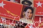 Chính biến ở Myanmar: Nợ Trung Quốc đã giảm 26% dưới thời đảng của bà Suu Kyi nắm quyền