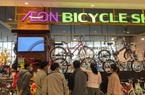 """AEON MALL khuyến mại """"khủng"""" cho khách hàng mua xe đạp trợ lực điện Wiibike dịp Tết"""