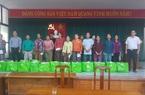 Quảng Nam: Tam Kỳ trao hàng trăm suất quà đến với người nghèo, gia đình chính sách