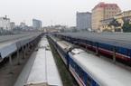 Đường sắt khảo sát xây dựng bãi hàng lớn trên trục đường sắt Bắc - Nam