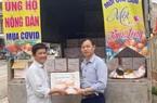 Hội Nông dân tỉnh Quảng Bình giúp nông dân Hà Giang tiêu thụ 20 tấn cam sành