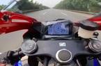 Xác minh thông tin xe phân khối lớn chạy gần 300km/h trên Đại lộ Thăng Long