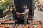Hội Nông dân Hà Nội mua ủng hộ 30 tấn cam sành Hà Giang rồi bán đi đâu mà hết sạch?