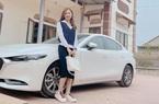 Mới mua Mazda 3, chủ xe xinh đẹp đánh giá ngỡ ngàng