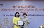 LienVietPostBank được vinh danh trong top 10 Ngân hàng có khối lượng giao dịch Matching lớn nhất thị trường ngoại hối Việt Nam 2020