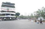 Hoạt động trở lại, phố đi bộ Hà Nội vắng vẻ sau thời gian cách giãn xã hội
