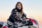 """""""Hot girl mô tô"""" khiến cộng đồng mạng phát hoảng khi hóa ra là một… ông già U60"""
