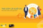 Mua hàng trả góp 0% với thẻ tín dụng quốc tế PVcomBank