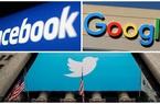 """Bộ ba Google, Facebook, Twitter bước vào """"trận chiến mới"""""""