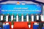 Khởi công Dự án Khu du lịch nghỉ dưỡng sinh thái FLC Hà Giang