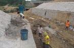 """Mương thoát nước hay """"thoát"""" ngân sách ở Quảng Ninh: Chủ đầu tư sửa chữa phần nứt toác"""