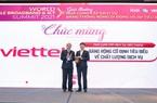 Viettel nhận 3 giải thưởng thuộc lĩnh vực viễn thông và điện toán đám mây