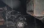 Thái Nguyên: Xe Limousine va chạm ô tô tải, 5 người thương vong