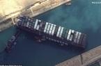 Ai Cập đòi bồi thường 1 tỷ USD sau vụ tắc kênh Suez, ai sẽ là người trả?