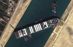 Bao giờ siêu tàu Ever Given mắc kẹt ở kênh đào Suez mới được giải cứu?