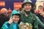 Ảnh: 1.400 tân binh tinh nhuệ của Ninh Bình lên đường nhập ngũ
