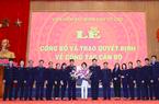 Viện trưởng Lê Minh Trí điều động nhiều Kiểm sát viên cao cấp, trung cấp